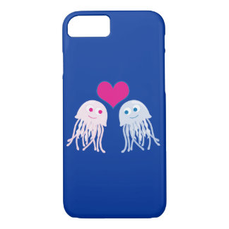 Jellyfish Love iPhone 7 Case