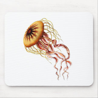 jellyfish mouse mat