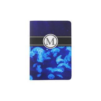 Jellyfish Passport Holder