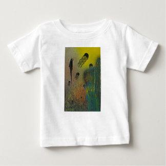Jellyfish rising baby T-Shirt