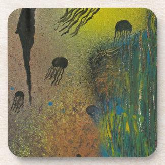 Jellyfish rising coaster