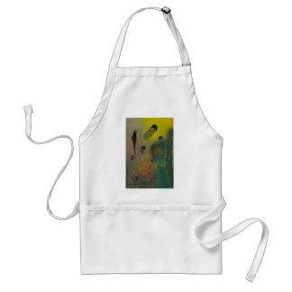 Jellyfish rising standard apron