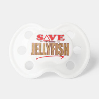Jellyfish Save Baby Pacifiers