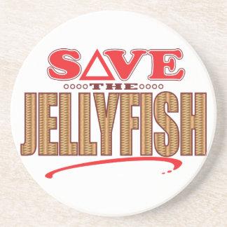 Jellyfish Save Coaster