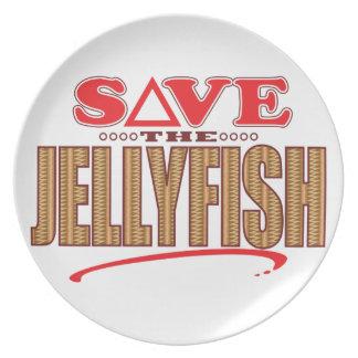 Jellyfish Save Plate