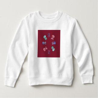 Jellyfish Toddler Sweatshirt