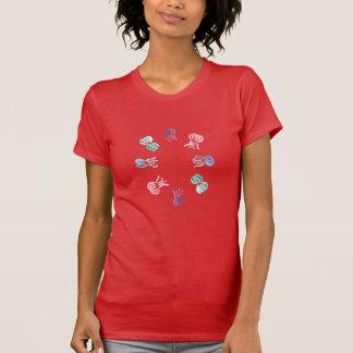 Jellyfish Women's Crew Neck T-Shirt
