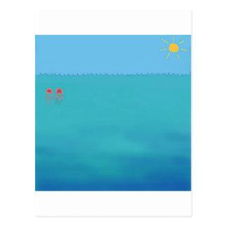 Jellylove Post Card