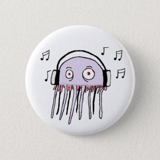 Jellyrocker 6 Cm Round Badge