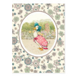 Jemima Duck by Beatrix Potter.Easter Postcards