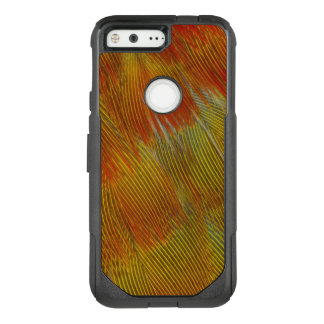 Jenday Conure Feather Abstract OtterBox Commuter Google Pixel Case