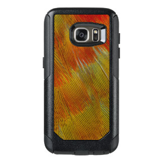 Jenday Conure Feather Abstract OtterBox Samsung Galaxy S7 Case