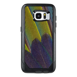 Jenday Conure Feather Detail OtterBox Samsung Galaxy S7 Edge Case