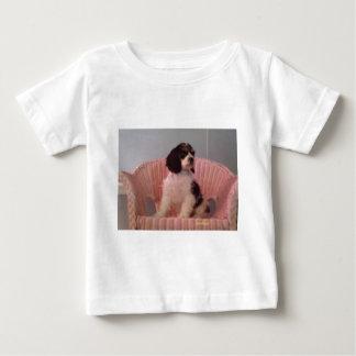 Jenna, Tri american cocker spaniel puppy Baby T-Shirt
