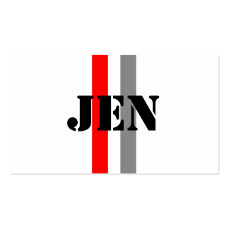 Jennifer Business Card