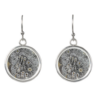 Jennifer Design Drop Earrings