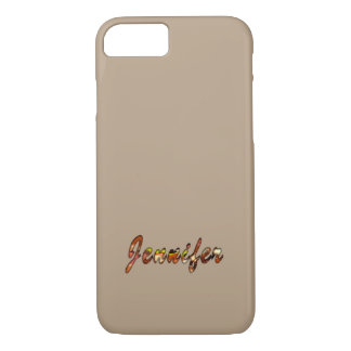 Jennifer Individual Style iPhone cover