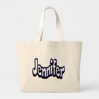 Jennifer Jumbo Tote Bag