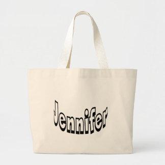Jennifer Tote Bags