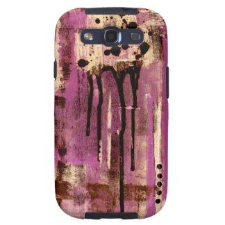 Jennifer Urban Chic n Pink Art by Holly Anderson Galaxy S3 Case