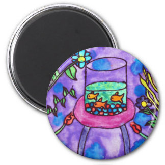 Jennifer Voogd 6 Cm Round Magnet