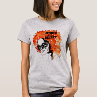 """Jenni's Little Secret"" redhead A T-Shirt"
