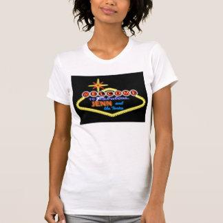 Jenn's Vegas Camisole Tshirt
