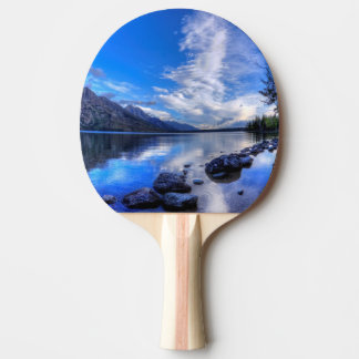 Jenny in Morning Ping Pong Paddle
