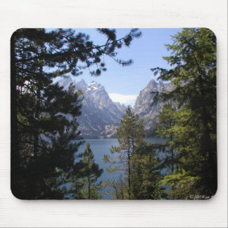 Jenny Lake Mouse Pad