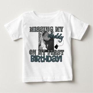 Jen's First Birthday Tee! Baby T-Shirt