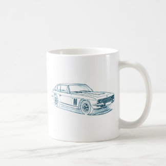 Jensen Interceptor Coffee Mug
