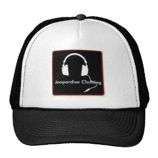 Jeopardise headphones, Jeopardise Clothing Cap