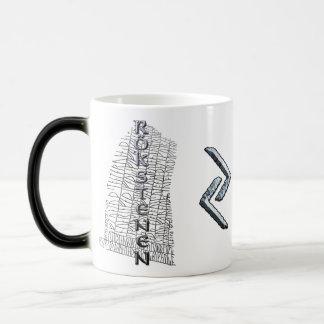 Jera rune mug