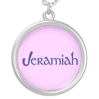 Jeramiah Necklace