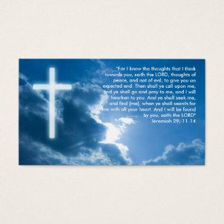 Jeremiah 29; 11-14 | Blue Christian