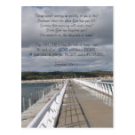 Jeremiah 29:11 Inspirational Postcard