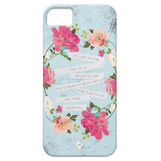 Jeremiah 29:11 iPhone 5 covers
