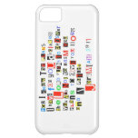 Jeremiah 29:11 Ransom Note Style iPhone 5C Cases