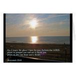 Jeremiah 29:11 Sunrise