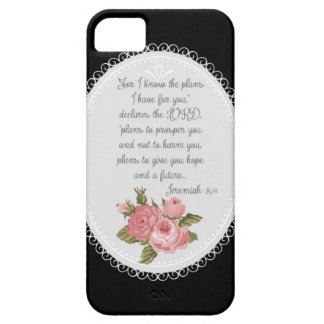 Jeremiah 29:11 Victorian Christian Gift Barely There iPhone 5 Case