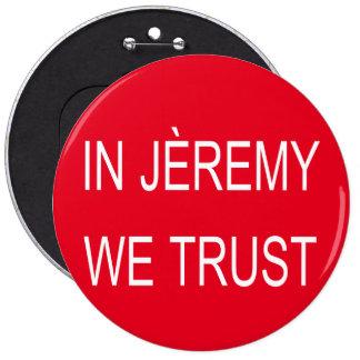 Jeremy Corbyn Arsène Badge