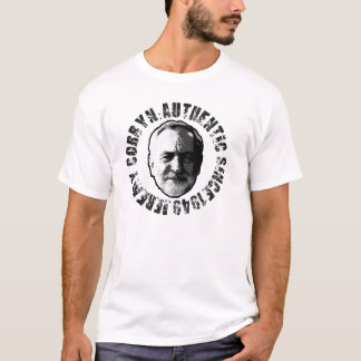 JEREMY CORBYN AUTHENTIC TEE