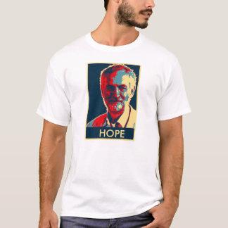 jeremy corbyn hope tshirt