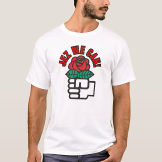 Jeremy Corbyn Red Rose Tee
