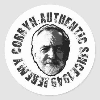 JEREMY CORBYN STICKER