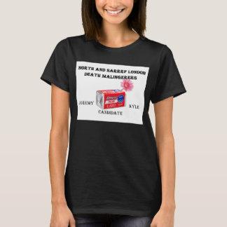 Jeremy Kyle Candidate T-Shirt