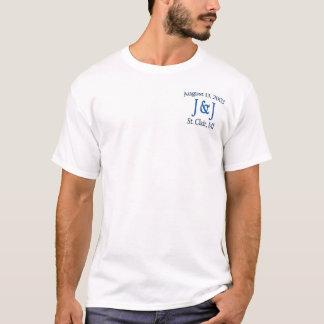 Jeremy Wedding T-Shirt