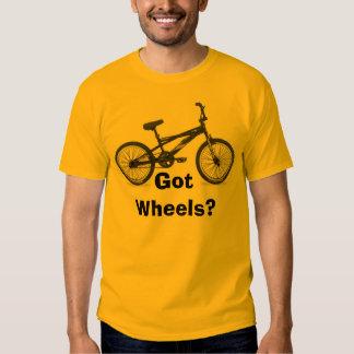 Jeremys 2 bike, Got Wheels? Tshirt