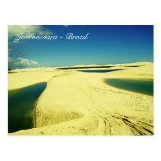 Jericoacoara - Brazil Postcard