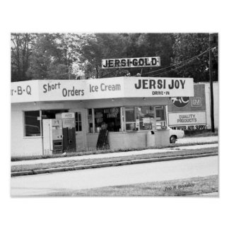 JeriJoy Drive-IN Poster